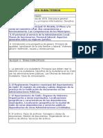 PROGRAMA COMPARADO SUBALTERNO-AUXILIAR