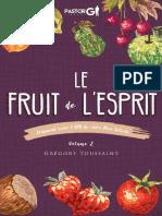 Le Fruit de l'Esprit Volume 2_ - Gregory Toussaint.pdf