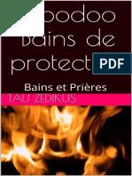 Hoodoo Bains de protection_ Bai - TAU Zedikus