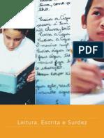 Leitura, Escrita e Surdez