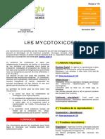Mycotoxicoses