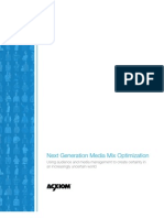 Whitepaper Next Generation Social and Traditional Media Optimization