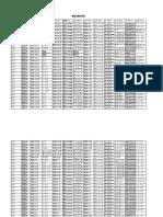 2020年度恢复通知书退件公告(截止至2020年9月7日)