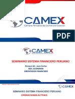 CONFERENCIA 03 SEMINARIO SISTEMA FINANCIERO OPERACIONES