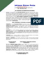 ACTO    DE VENTA DE ACCIONES DE SOMMER-JOSE MANUEL RODRIGUEZ ACOSTA Y EULOGIA ROJAS