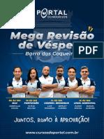 Mega Revisão para Barra - Portal Concursos