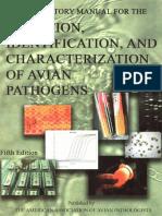 Isolation, identification and .... of avian pathology