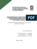 TESIS DE GRADO DE ECONOMIA SOCIAL UNEFA DELTA AMACURO