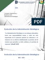 1.1.1_ Evolución de la Administración Estratégica