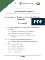 COMPETENCIA 1 FUNDAMENTOS DE LA ADMON ESTRATEGICA-V2020