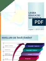 LegeaEducatieiNationale Ian 2011