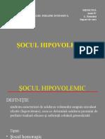 4. Socul hipovolemic2018-2019.ppt
