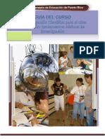 Guia del Curso La Investigacion Cientifica Para El Nivel Intermedio fundamentos v2