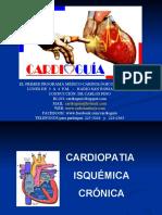 01 Curso Pre Residentes - Cardiopatía Isquémica Crónica