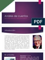Análisis de cuentos - Redacción Castellana.ppt