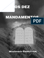 Teologia dos mandamentos