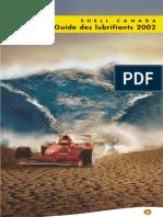 Huiles catalogue