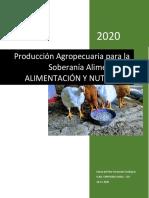 ALIMENTACION DE POLLO DE ENGORDE