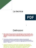 4 - La tecnica.ppt
