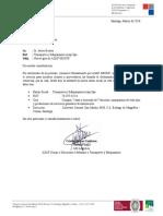 Carta ASAP Proveedores