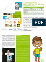 Boletín Semanal - Inclusión Educativa