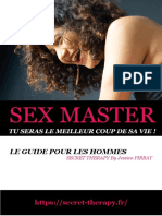 Guide Gratuit Sexmaster