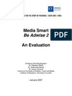 Media Smart Bucking Ham Et Al Evaluation Research 2007