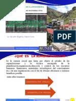 ADMINISTRACION PRIVADA Y PUBLICA