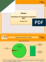 Estadisticas IMSS Diciembre 2010