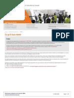 Comité hygiène, sécurité et conditions de travail (CHSCT)