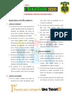 CIENCIAS NIVEL 3 (2)