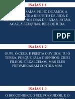 Isaías - 001