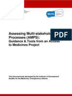 Assessing_Multi-Stakeholder_Processes