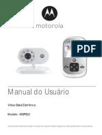 Manual Babá eletronica