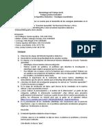Práctico Evaluativo Investigación Cuantitativa. Método Hipotético Deductivo-1