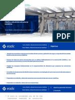 Presentación_T1_Diseño y Cálculo de Estructuras Metálicas I_CE