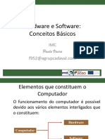 Hardware e Software - Conceitos