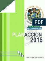 PLAN DE ACCION NACIONAL RNJA 2018-1