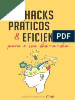 15 Hacks Praticos e Eficientes - Melhoramentos Club
