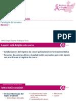 Patología de tumores  - sesion 1