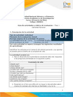 Guía de actividades y rúbrica de evaluación – Fase 1 Identidad Personal.pdf