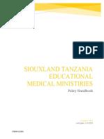 stemm policy handbook