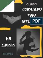 INTERVENCIÓN EN CRISIS - LIBRO 1