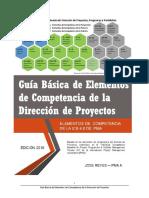 Gúia Básica de Elementos de Competencia de la Dirección de Proyectos (2)