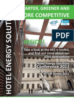 Hotel Energy Solutions Online Magazine. 2011