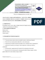 GUIA INSTITUCIONAL NOVENO  4 PERIODO MÚSICA