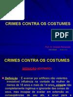 MACK - CRIMES CONTRA OS COSTUMES - 2018