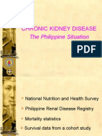 CHRONIC+KIDNEY+DISEASE+The+Philippine+Situation