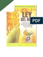 Ley Del Maiz