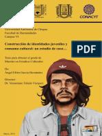 GARCIA 2019 Perspectivas construcción de identidades en estudiantes universitarios  actores diferenciados múltiples y heterogéneos Chiapas